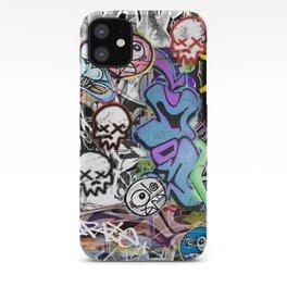 Graffiti is art. iPhone Case
