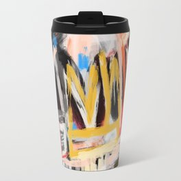 The king was there Travel Mug