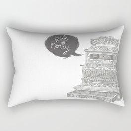 cash register Rectangular Pillow