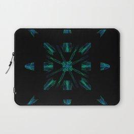 Alien Barcode Laptop Sleeve