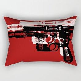 Blaster II Rectangular Pillow