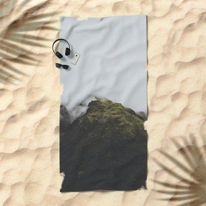 New Zealand II Beach Towel