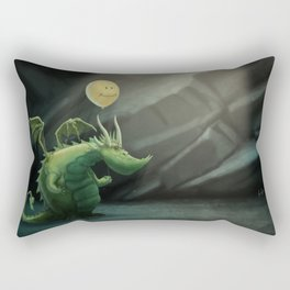 Grint's Golden Hoard Rectangular Pillow
