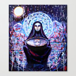 The Oracle (special edition) Canvas Print
