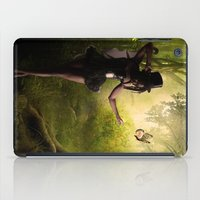 tinker bell iPad Cases featuring Tinker Bell by Best Light Images