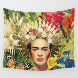 Frida Kahlo XI Wall Tapestry