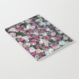 Flower carpet Notebook