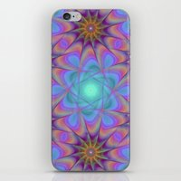 meditation iPhone & iPod Skins featuring Meditation by David Zydd