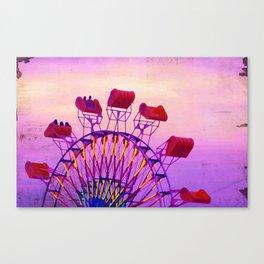 Rides of Summer Canvas Print
