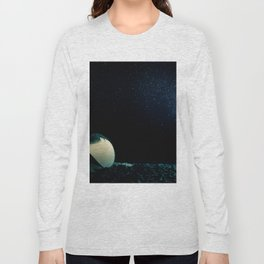 Night at the seaside Long Sleeve T-shirt