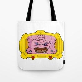Portrait of KRANG! Tote Bag