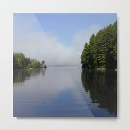 Kezar Lake Maine Metal Print