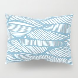 I followed the waves to you ( you never had me true) Pillow Sham