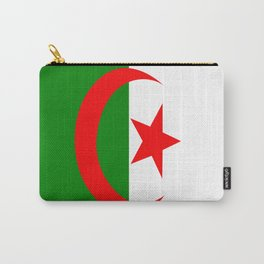 Flag of Algeria Carry-All Pouch