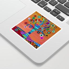 MHURI TREE OF LIFE Sticker