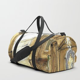 Old Palermo Duffle Bag