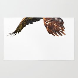 Sunset Eagle Rug