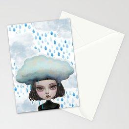 Kiddodog - Kiddo rain Stationery Cards