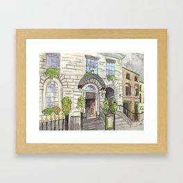 Merchant's Arch, Dublin Framed Art Print