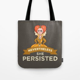 Queen Elizabeth 1 - She Persisted Tote Bag