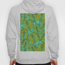 Palm leaves Hoody