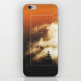 The Woods Have Secrets iPhone Skin