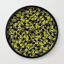 Modern Abstract Interlace Wall Clock