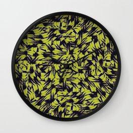 Modern Abstract Interlace Wall Clock