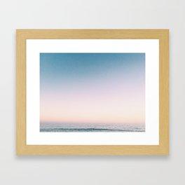 California Nights Framed Art Print