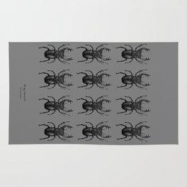 Stag beetle Rug