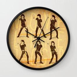 Move Like Jagger (MOVE LIKE COLLECTION) Wall Clock