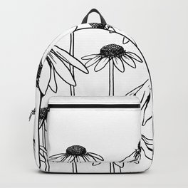 Daisy Doodle Backpack