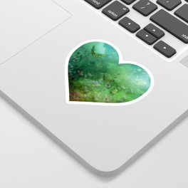 """""""The Enchanted Forest"""" (Fairyland) Sticker"""