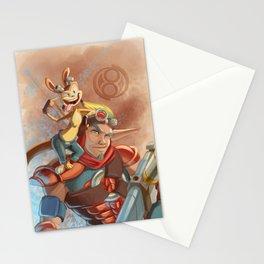 Jak 3 Stationery Cards