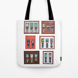 Gumball machines Tote Bag