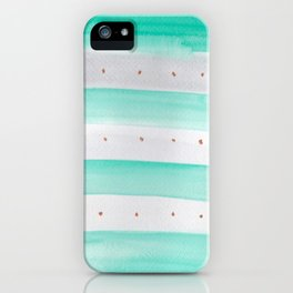 A Trip To The Seaside iPhone Case