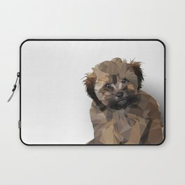 Cocoa, the puppy Laptop Sleeve
