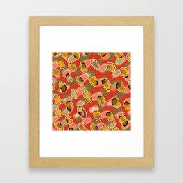 neuro 1 Framed Art Print