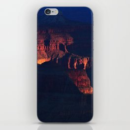 Grand Canyon Inner Light iPhone Skin