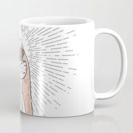 Copper star Coffee Mug