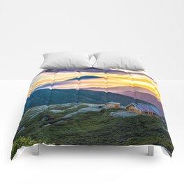 Mt Fuji I Comforters