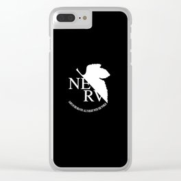 asuka Clear iPhone Case