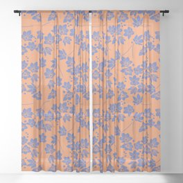 Delicate Collection Sheer Curtain