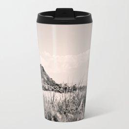 Monkey Island, Southland, New Zealand Travel Mug