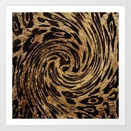 Animal Print Leopard Art Print