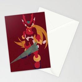 Megaman Zero Stationery Cards