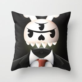 Dein 01 Throw Pillow