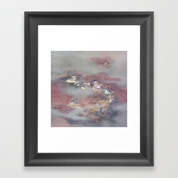 Rose Dream Framed Art Print