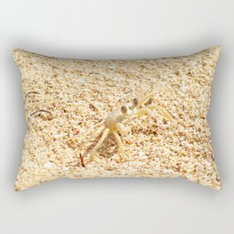 Mr. Krabs from Panama Rectangular Pillow