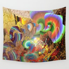 Ancient Mysteries Wall Tapestry